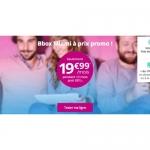 Bouygues Telecom : offrez-vous la Fibre pour 19,99€ avec la Bbox Miami