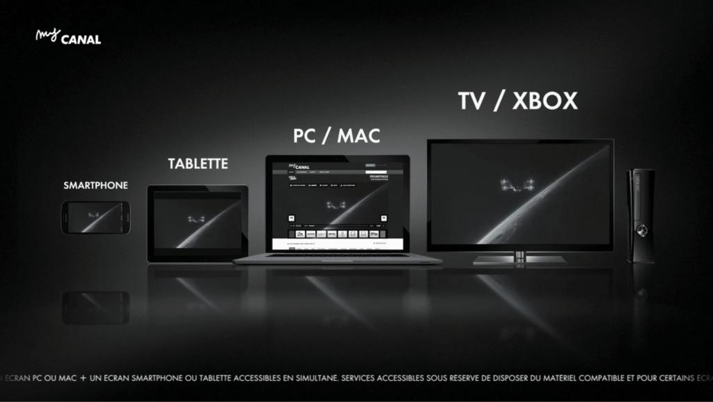 mycanal l 39 application d sormais compatible avec la freebox mini 4k. Black Bedroom Furniture Sets. Home Design Ideas