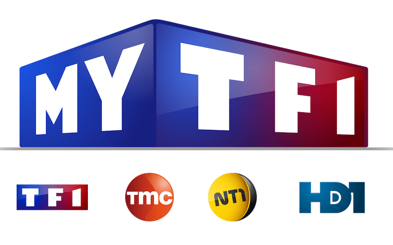 Logos chaines groupe TF1