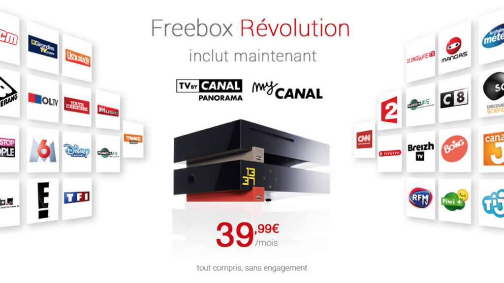 Free propose TV by Canal Panorama