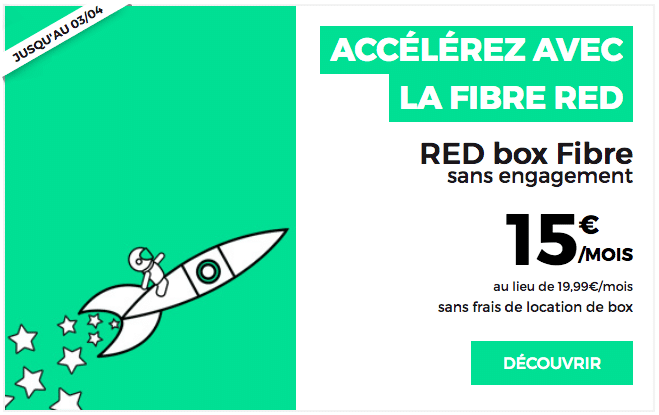 Box internet RED by SFR