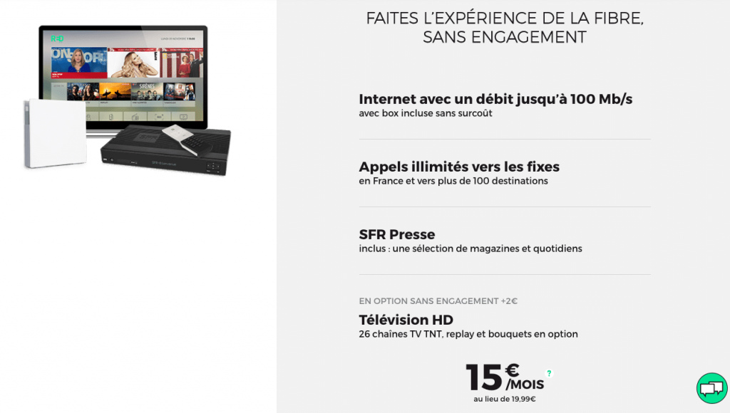 remise box RED