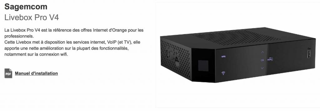 Orange dévoile Livebox Pro V4