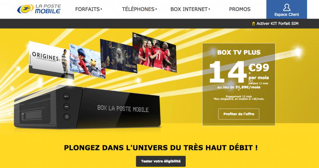 Box TV Plus promo
