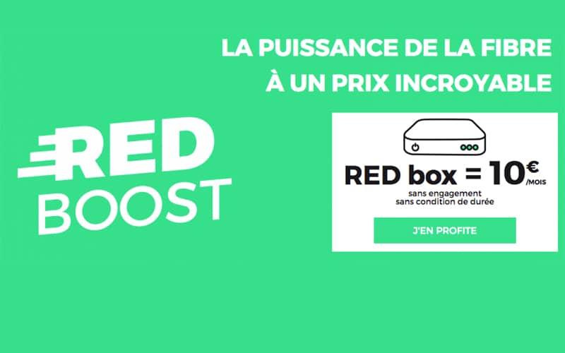changer de box internet avec red by sfr et la fibre adsl. Black Bedroom Furniture Sets. Home Design Ideas