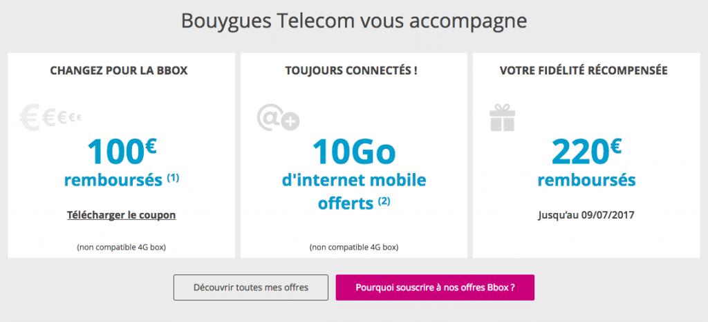 avantage souscription bouygues telecom