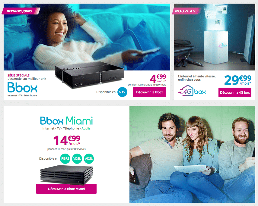 fibre optique les meilleures offres internet du moment. Black Bedroom Furniture Sets. Home Design Ideas