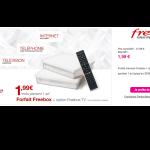 Free : une vente privée pour la Freebox Crystal à 1,99€