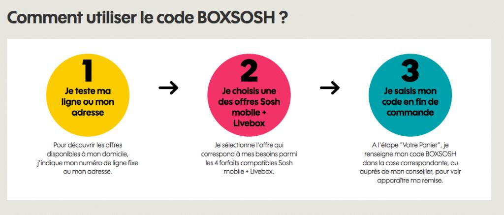 sosh code boxsosh