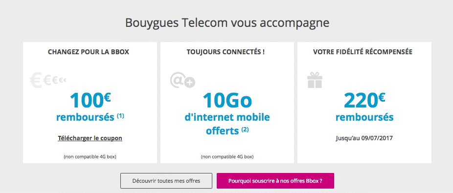 Bouygues telecom aide