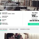 RED by SFR : le retour de la box internet en promotion à 15€ jusqu'au 21 août
