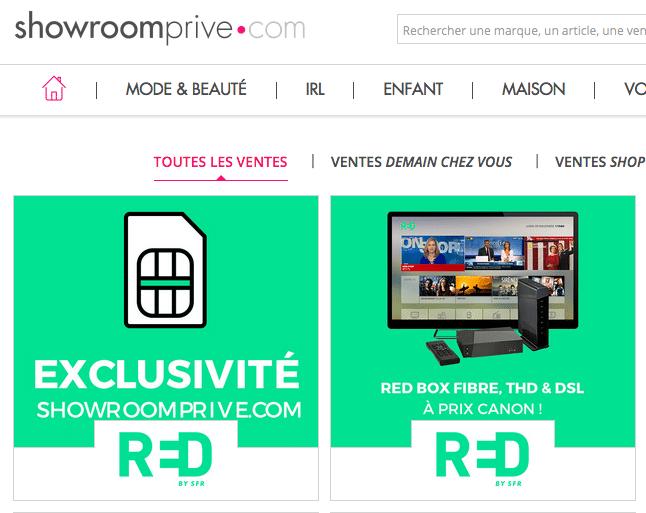 double vente priv e pour red by sfr la box internet 15 et le forfait 20 go pour 10. Black Bedroom Furniture Sets. Home Design Ideas