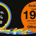 Fibre optique : le bon plan Orange et ses 19 euros de remise mensuelle