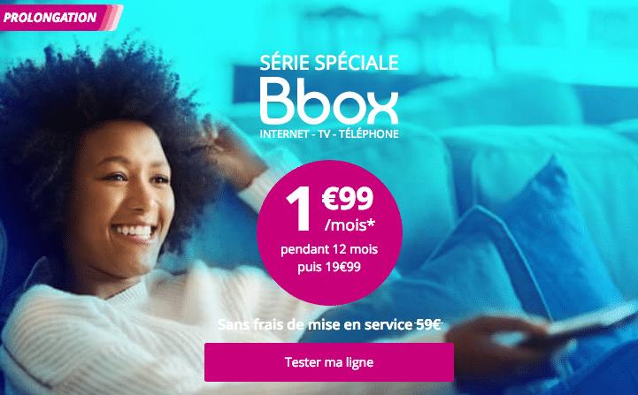 Bouygues telecom bbox dsl