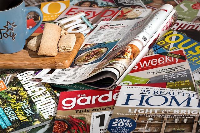 Divers journaux et magazines