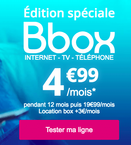 Bouygues box internet