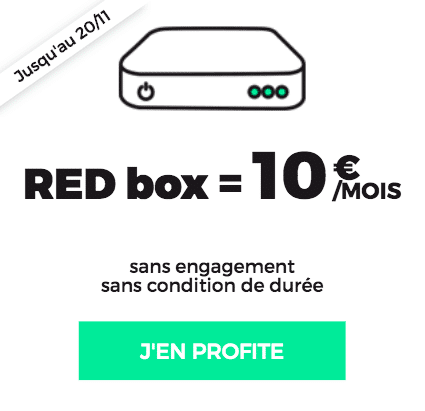 box internet RED
