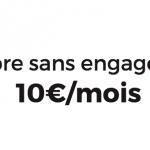 La Fibre de RED by SFR à seulement 10€, tout comme l'ADSL