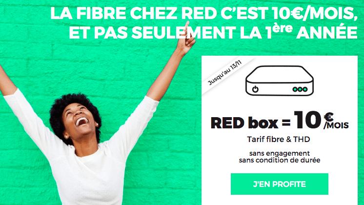 red by sfr la fibre optique moins ch re que l 39 adsl box internet. Black Bedroom Furniture Sets. Home Design Ideas