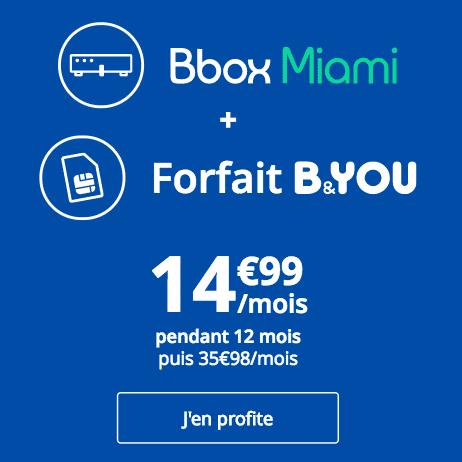 box forfait Bouygues
