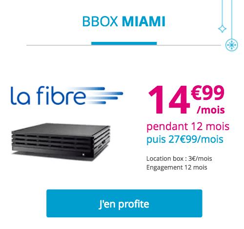 box internet Fibre Bouygues
