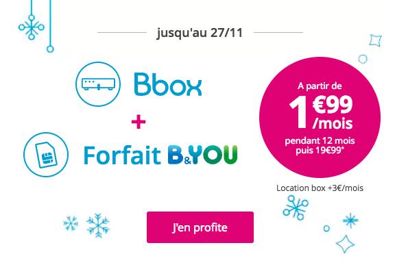 box internet forfait