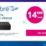 Avec Bouygues Télécom, la fibre optique est encore à moins de 15€ pendant un an