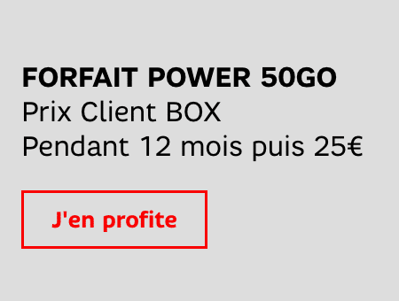 Power 50 Go black friday
