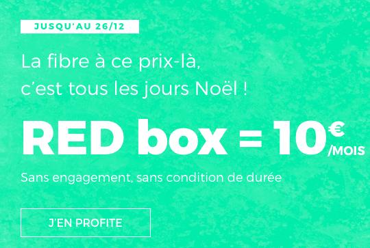 box internet RED 10€