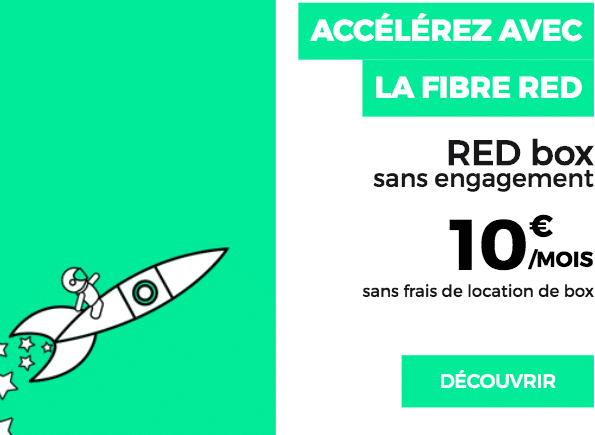 RED by SFR RED Box