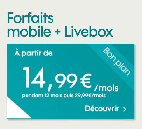 box internet BOXSOSH code promo