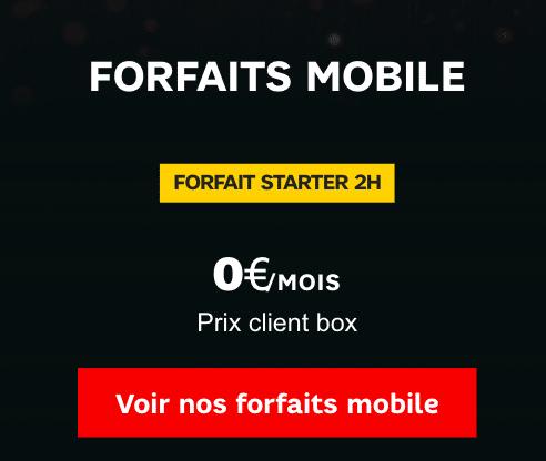 offre SFR Family box internet