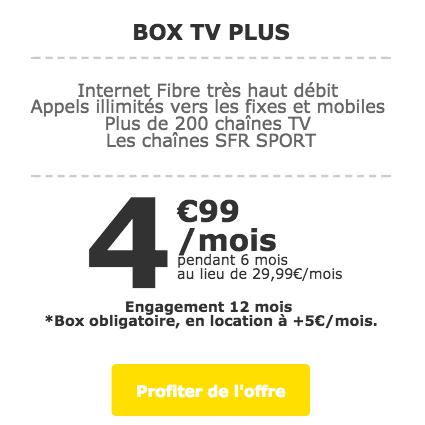 promo box internet fibre