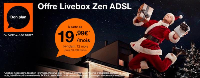 livebox adsl promo orange