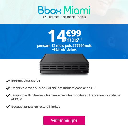 Bbox Bouygues Télécom