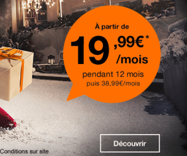 box internet orange le bon plan fibre pour le meilleur d bit d s 19 99. Black Bedroom Furniture Sets. Home Design Ideas