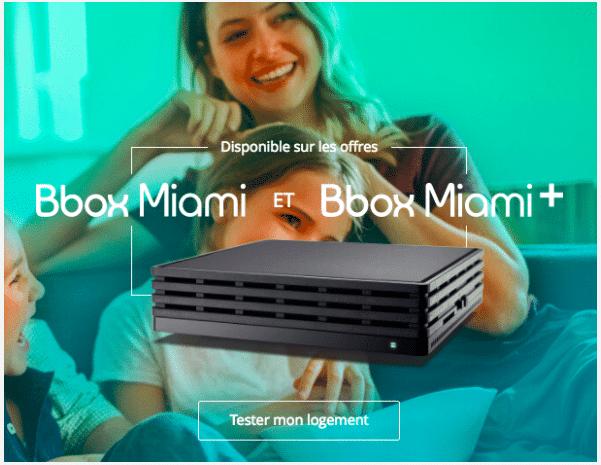 bbox miami bouygues t l com abaisse son offre internet fibre 15. Black Bedroom Furniture Sets. Home Design Ideas