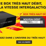 La Poste Mobile casse les prix: la fibre optique de la box internet TV Plus disponible dès 4,99€