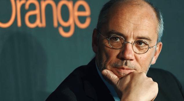 Stéphane Richard est le PDG de Orange.
