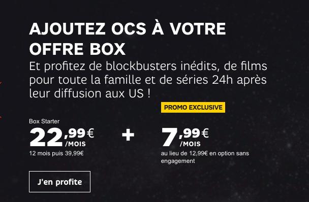La box internet de SFR.