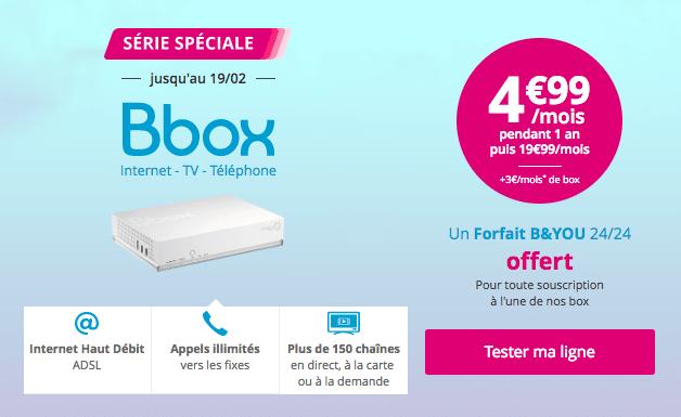 bouygues t l com vous fait payer moins cher pour votre box internet. Black Bedroom Furniture Sets. Home Design Ideas