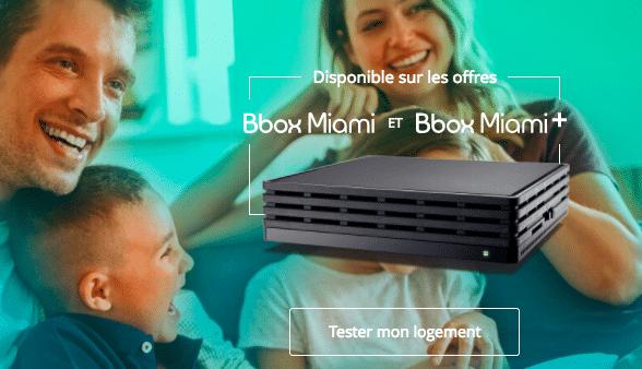 La Bbox Miami de Bouygues Télécom