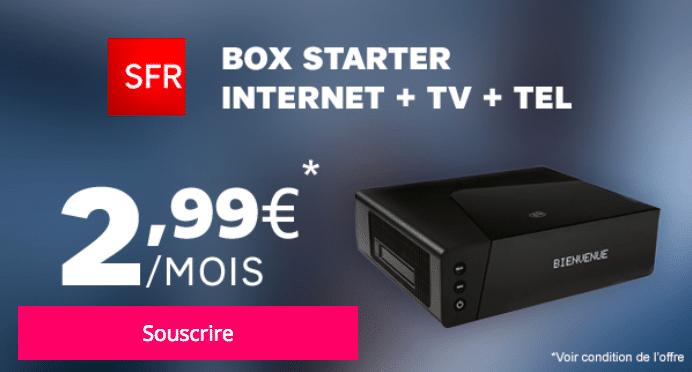Box internet de SFR