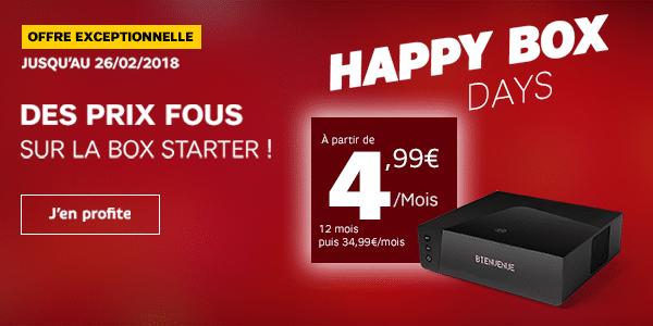 Happy Box Days de SFR
