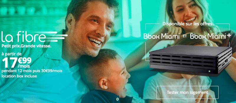 bouygues telecom des promotions sur la bbox miami et le bouquet ocs. Black Bedroom Furniture Sets. Home Design Ideas