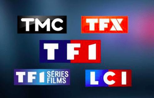 Les chaînes gratuites du groupe TF1.