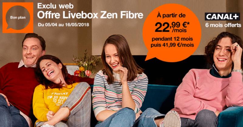 orange affiche encore la fibre optique d s 22 99 par mois. Black Bedroom Furniture Sets. Home Design Ideas