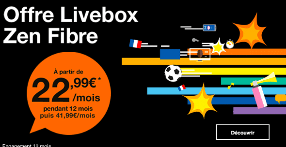 La box internet de Orange.