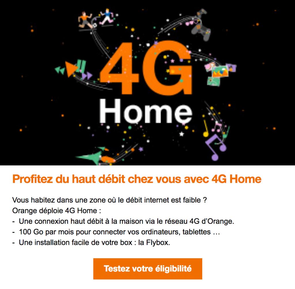 4G Home Orange