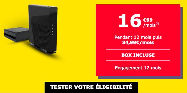 La Poste Mobile Affiche Ses Box Internet A Seulement 16 99 Mois